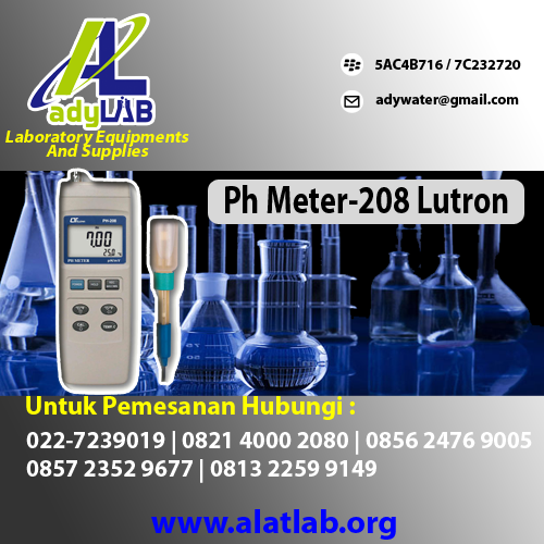 Ph Meter-208 Lutron